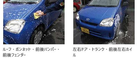シャンプー洗車の正しい洗い方9・10